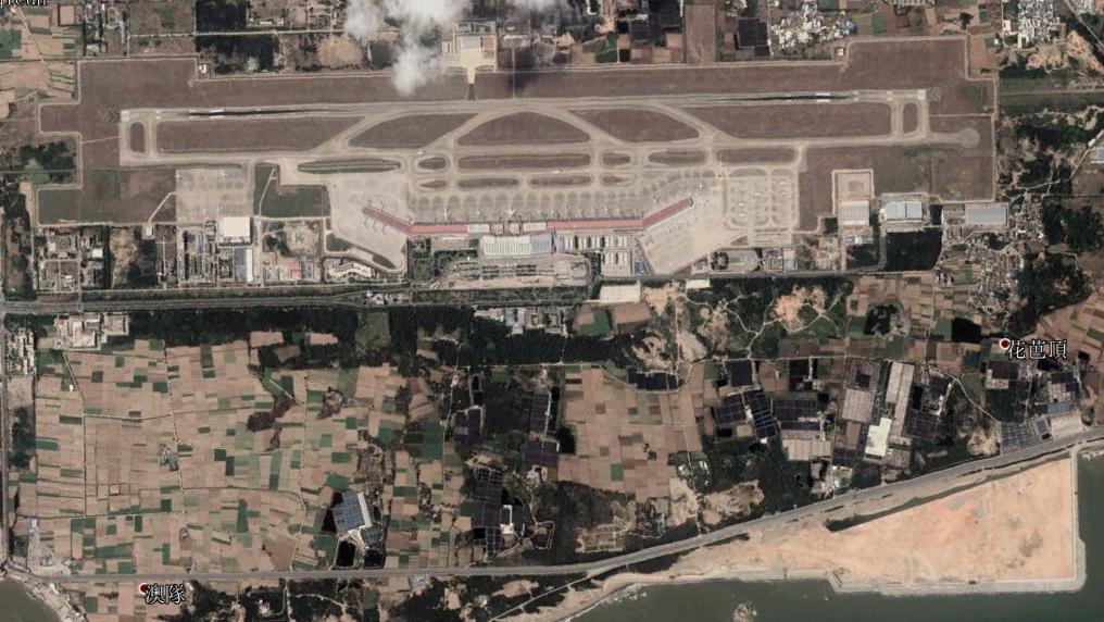 福州机场扩建进度