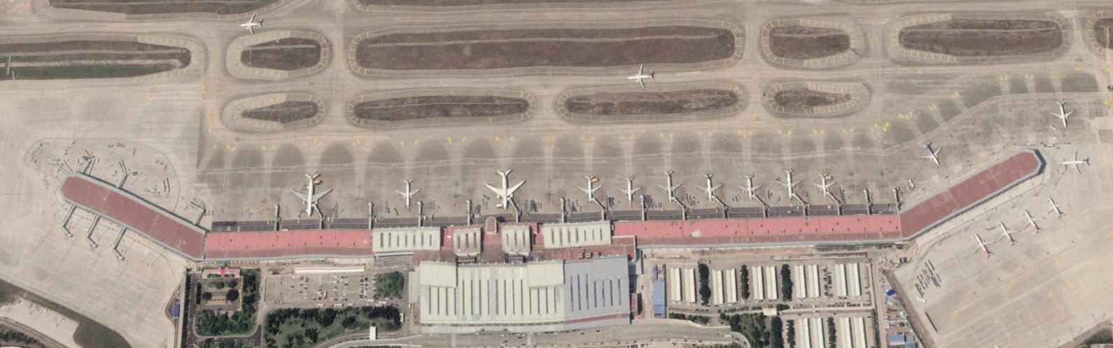 福州机场扩建季度