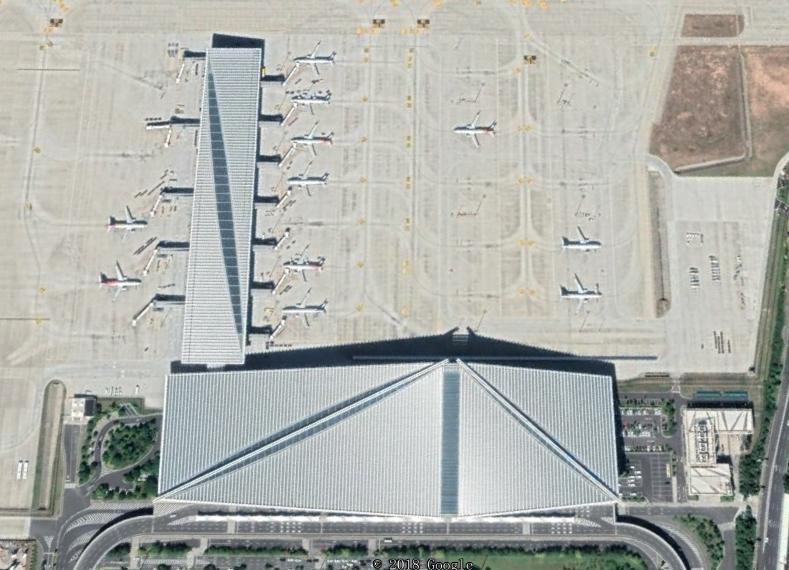 厦门高崎机场现状t4
