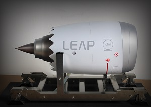 LEAP航空发动机模型
