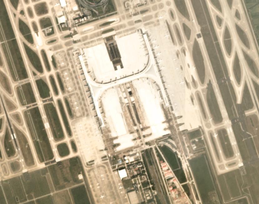 浦东卫星厅