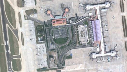 首都机场T1(红屋顶)