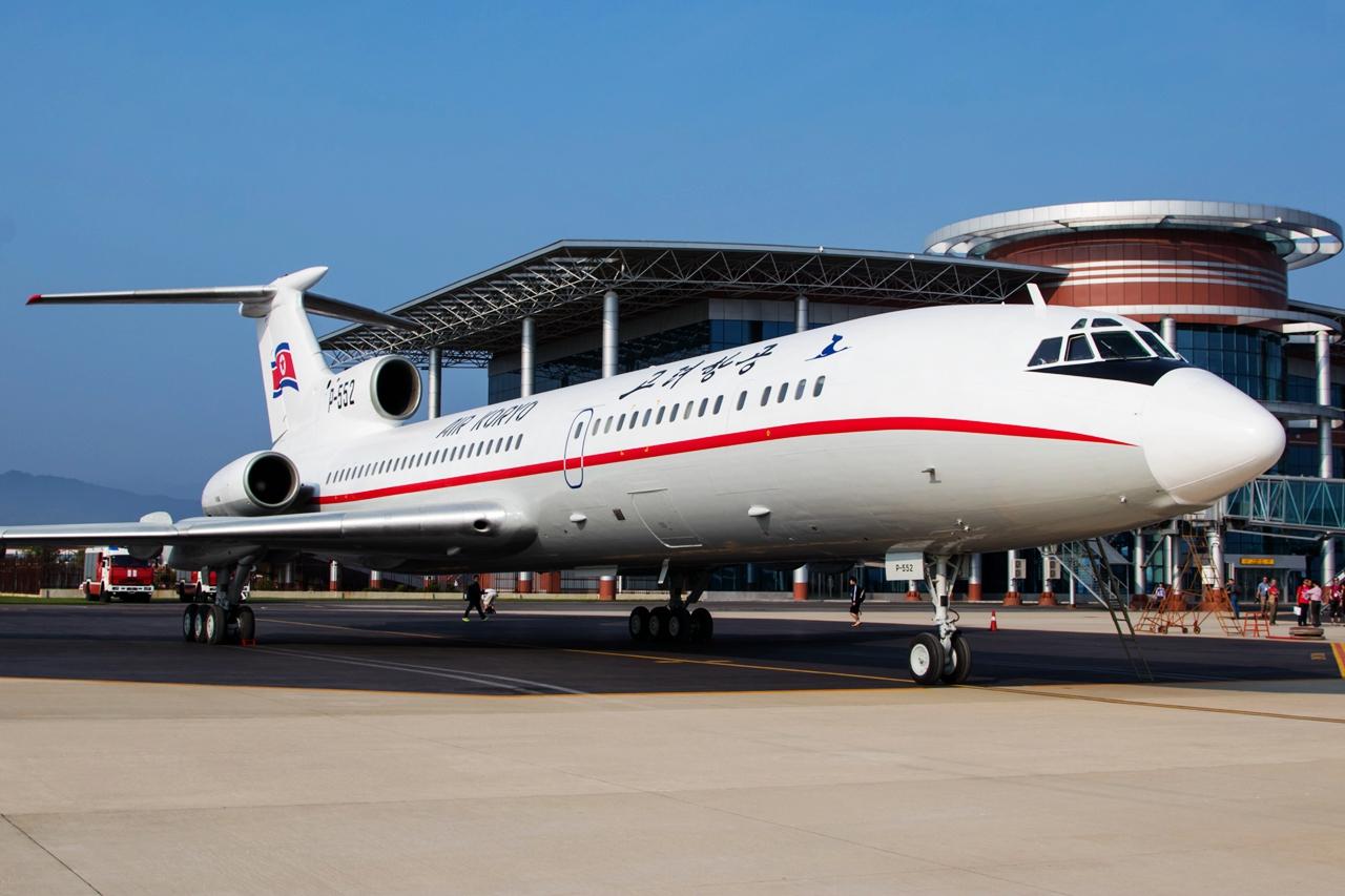 P-552  Tupolev Tu-154B